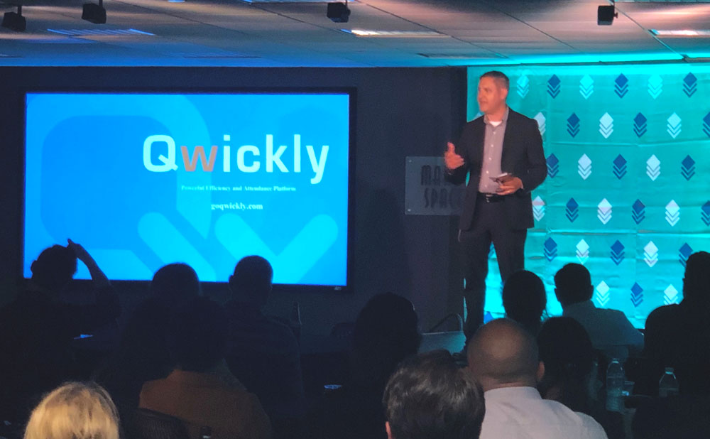 Qwickly Updates Cleveland Startup Scene at Flashstarts Demo Day 2019