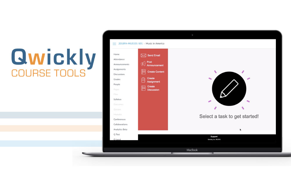Qwickly Announces Qwickly Course Tools for Canvas LMS