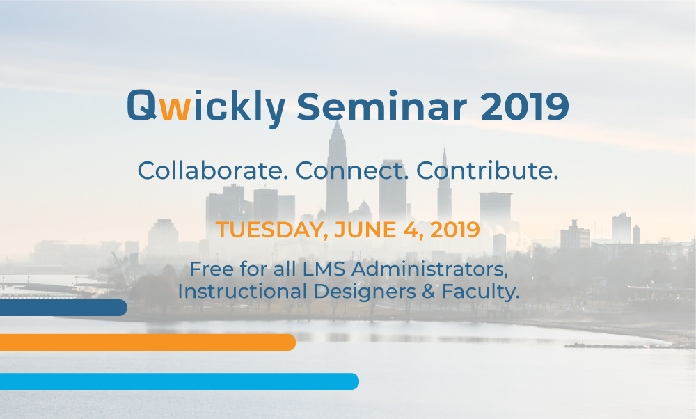 Qwickly Seminar 2019 Kicks Off with Product Announcements and Updates