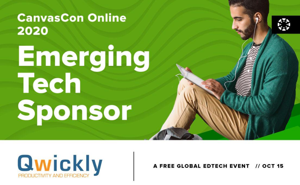 Qwickly Sponsors CanvasCon 2020