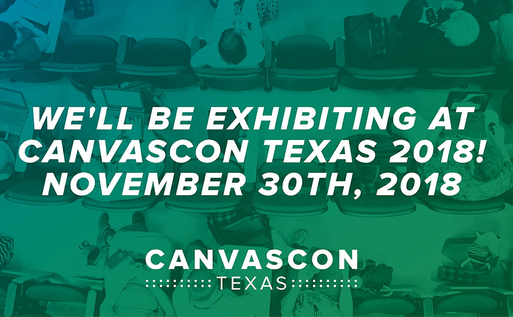 Qwickly Presented at CanvasCon Austin in November